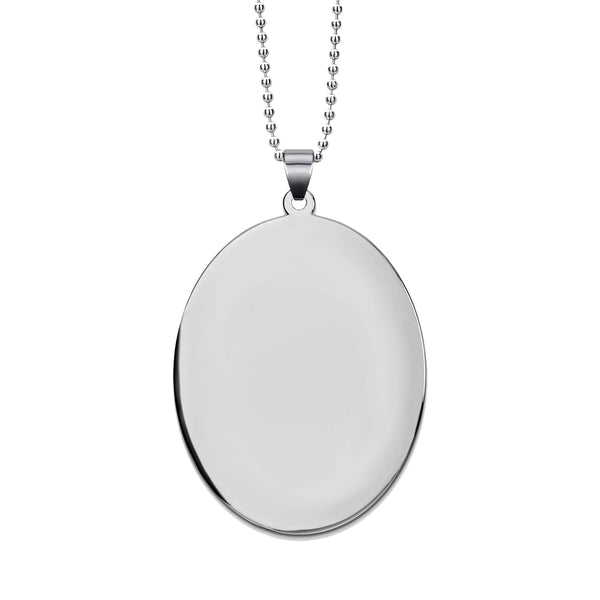 Oval Pendant (Large)