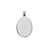 Oval Pendant (Small)