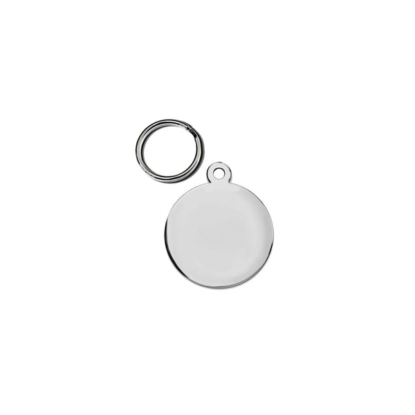 Circular Pet Pendant (Small)