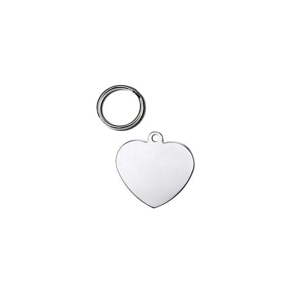 Heart Pet Pendant (Small)