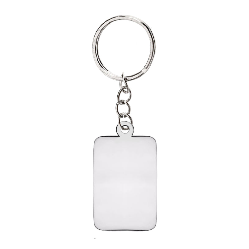 Rectangular Keychain (Large)