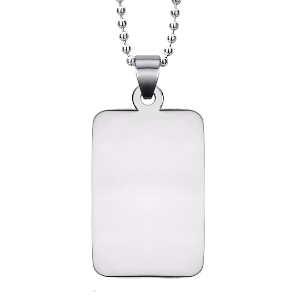 Rectangular Pendant (Large)
