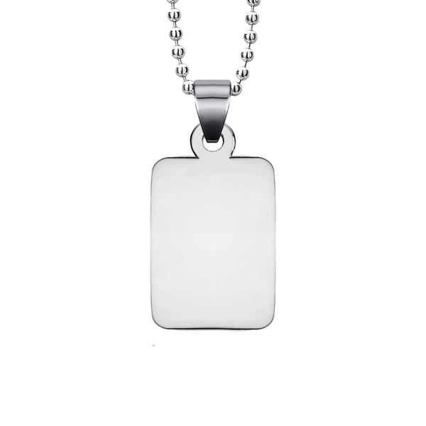 Rectangular Pendant (Small)
