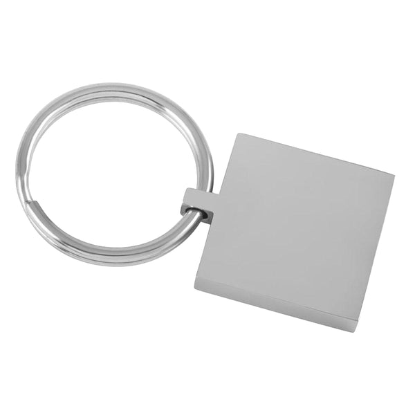 Square Keychain (Deluxe)