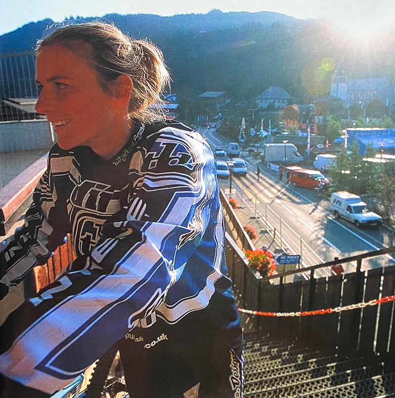 #INTENSEFORLIFE: Vanessa Quin, Downhill World Champion, 2004