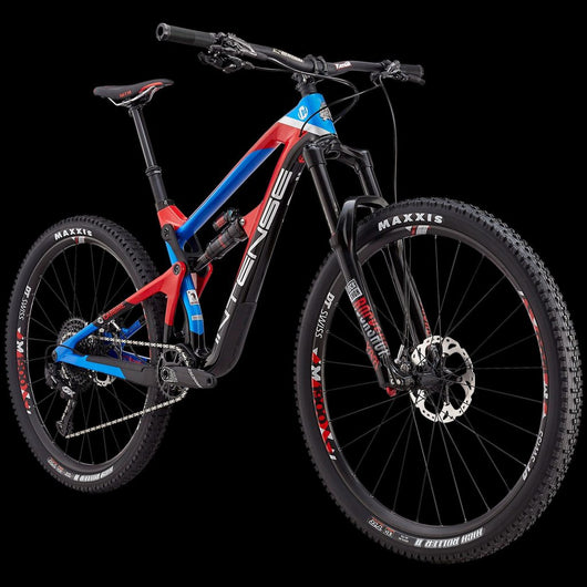 "CARBINE FOUNDATION<br>29"" ENDURO BIKE"