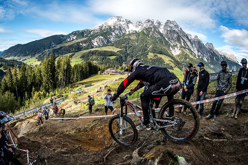 DOWNHILL WORLD CHAMPIONSHIPS 2021 - INTENSE FACTORY RACING