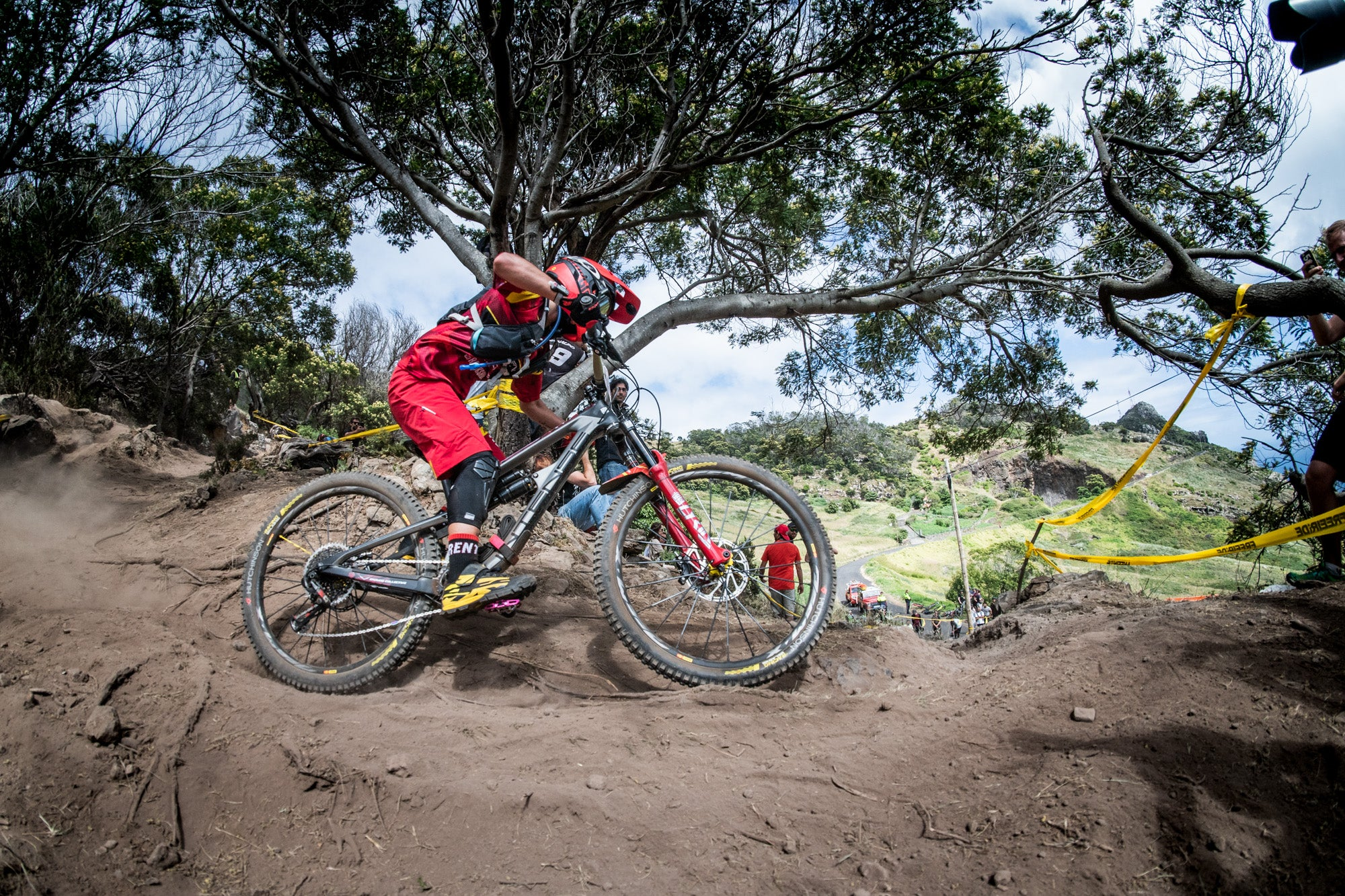 Cedric Carrez - Intense Mavic Collective - Enduro World Series #3 Maderia - Portugal