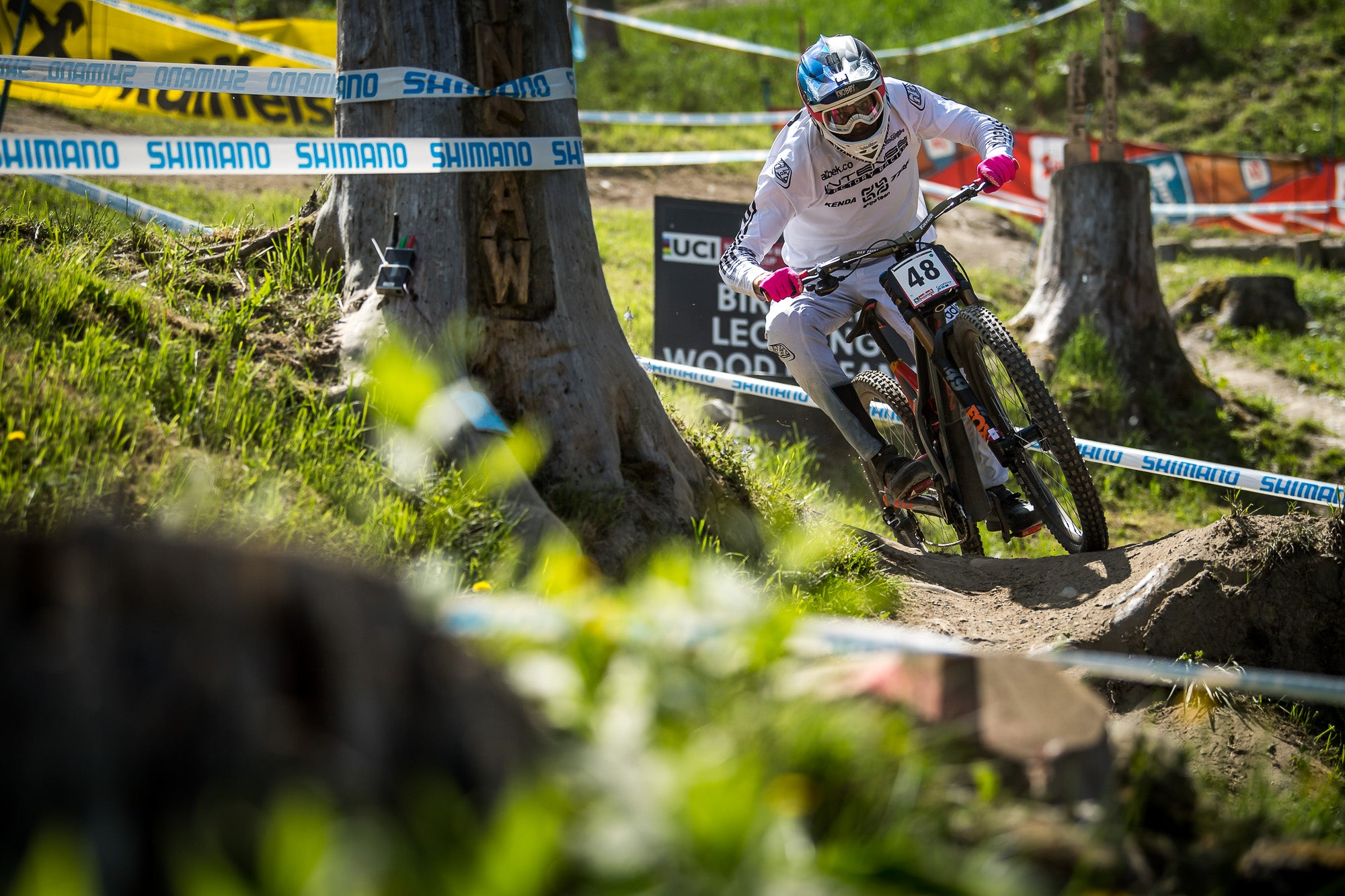 Intense Moir Leogang UCI World Cup