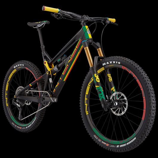 LIMITED EDITION <br>RASTA TRACER