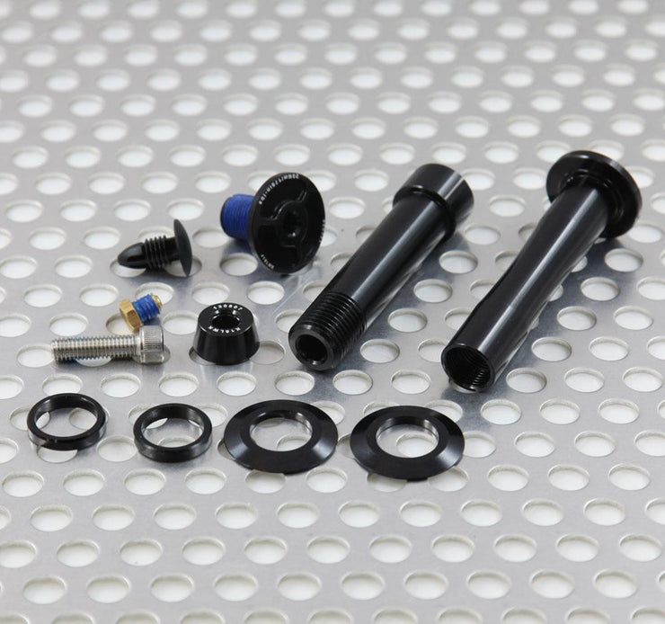 Lower Link Hardware Kit Titanium (Carbine/Tracer) Replacement Parts Intense LLC