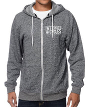 Intense Carnival Zip-Up Hoodie Softgoods Intense Cycles Inc. S
