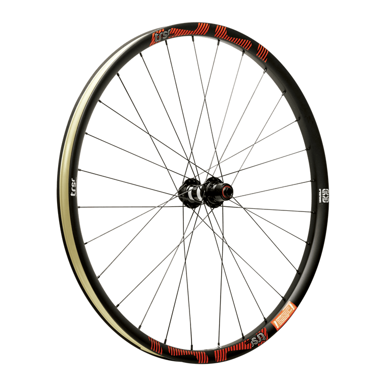 "ENDURO 27.5"" CARBON WHEELSET Softgoods Intense LLC"