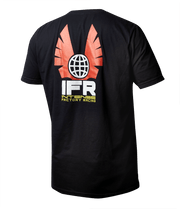 INTENSE Factory Racing Tee Black Softgoods Intense LLC