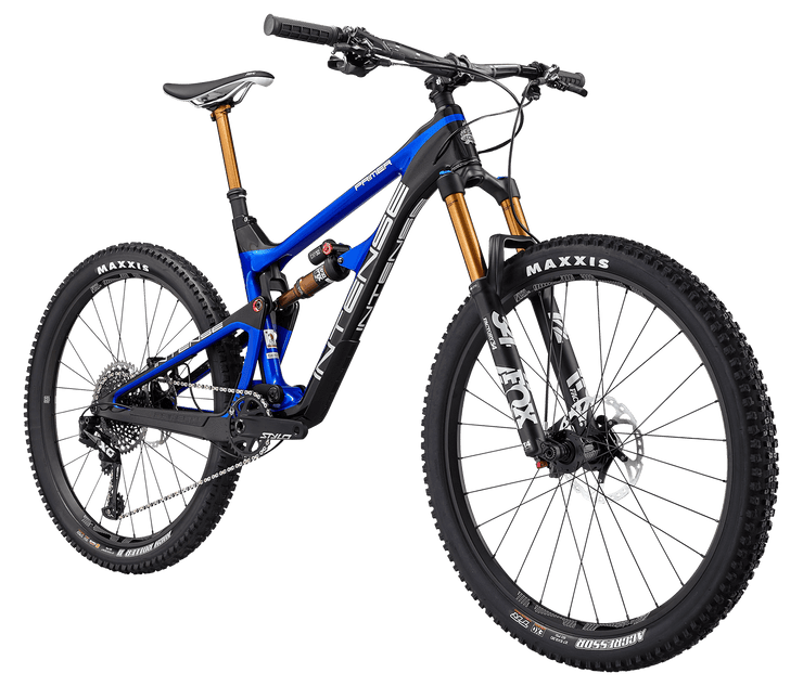 "PRIMER 27.5"" - PRO BUILD BIKES TRAIL / 27.5"" / 140mm Blue S"