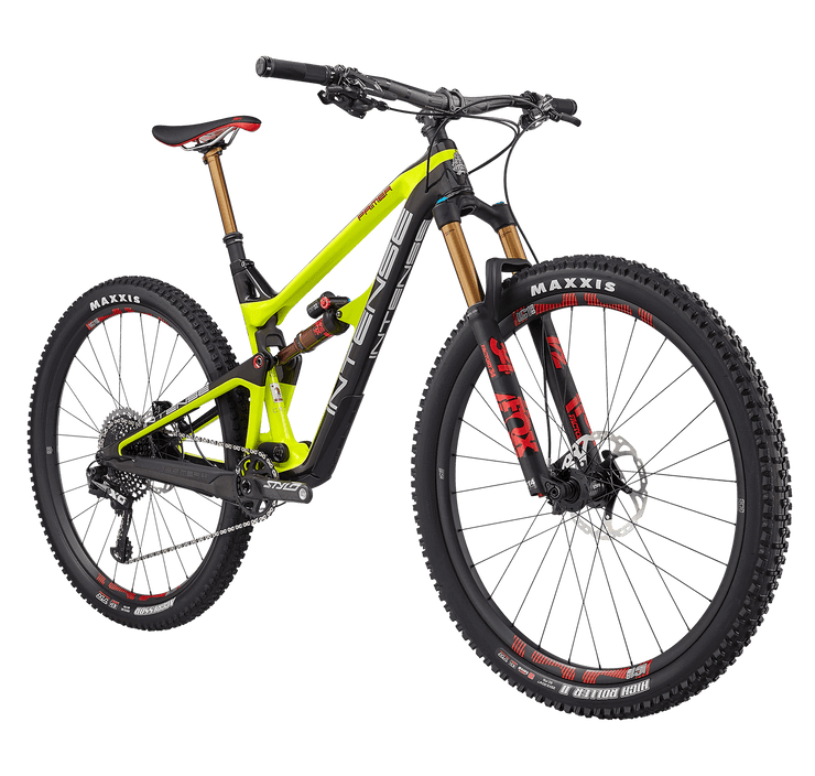 "PRIMER 29"" - ELITE BUILD BIKES Trail / 29"" / 140mm YELLOW S"