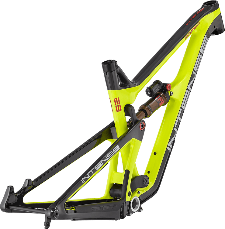 "PRIMER 29"" - FACTORY FRAME AND SHOCK BIKES Trail / 29"" / 140mm Yellow S"