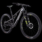 "2019 SNIPER XC EXPERT BUILD BIKES XC / 29"" / 100mm Silver/UD Carbon L"
