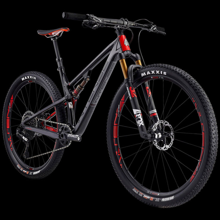 "2019 SNIPER XC ELITE BUILD BIKES XC / 29"" / 100mm Graphite/UD Carbon M"