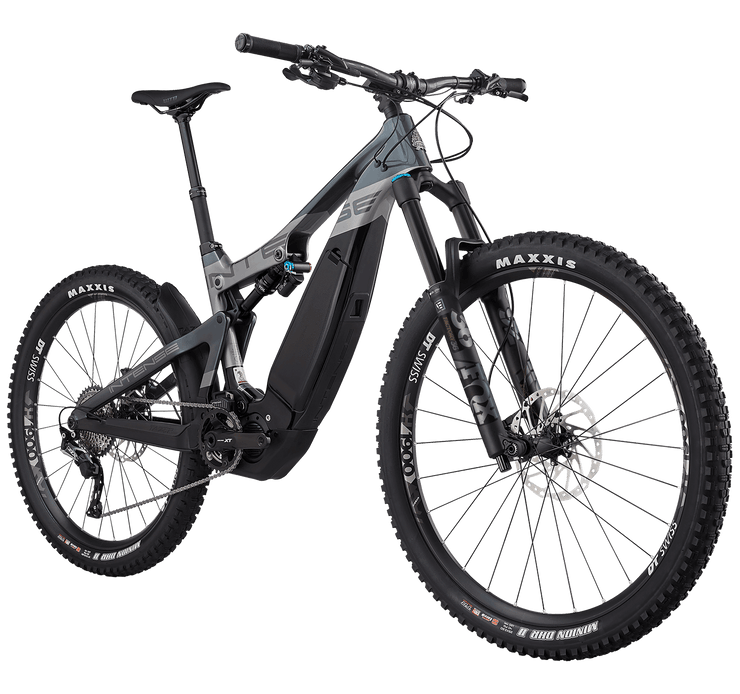 "TAZER EXPERT BUILD BIKES E-PERFORMANCE / 29"" / 155mm S GREY/BLACK"