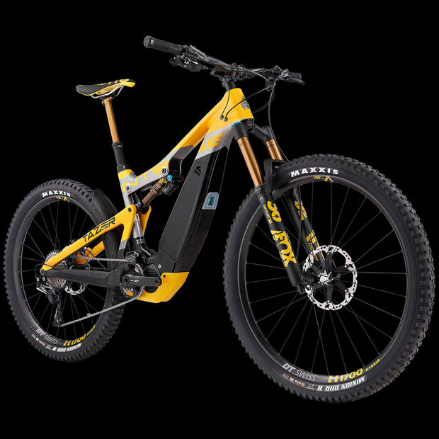 NEW 2019 || TAZER PRO BUILD || Shipped from June'19 onwards BIKES eu.intensecycles.com Yellow/Black Small