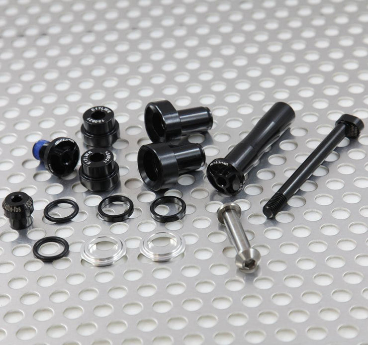 Upper Link Hardware Kit Titanium (Carbine) Replacement Parts Intense LLC