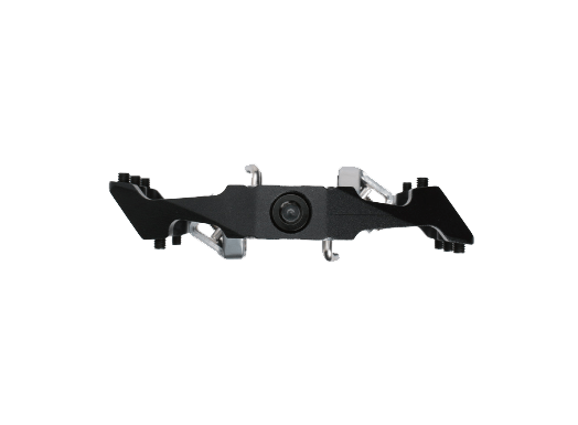 HT-Components X2 DH Clip Pedal - Stealth Black Intense LLC