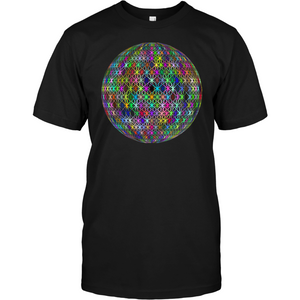 World of Stars Soft 100% Cotton Short Sleeve Men Women Unisex T-Shirt