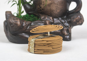 Natural Fragrance 48 Pcs Aromatherapy Coil Incense