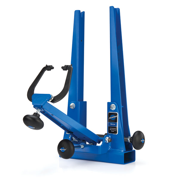 Park Tool TS-2.2P Professional wheel truing stand Blue