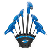Park Tool PTH-1.2 P-Handle Hex Wrench Set With Holder