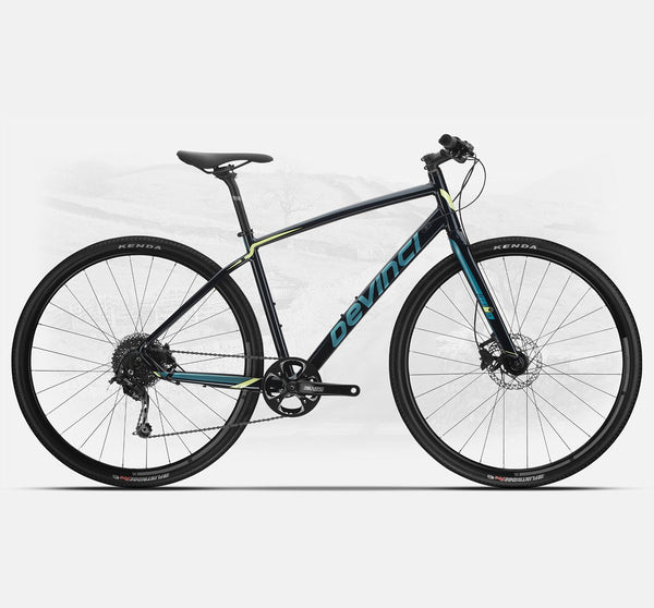 Devinci Bike Hex Deore