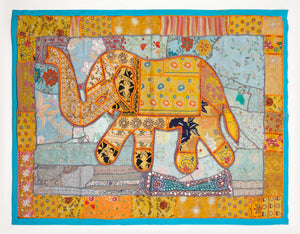 Elephant - Wall Hanging