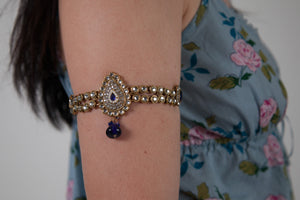 Jeweled Arm Bands