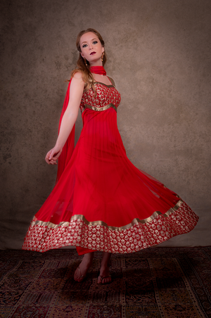 'Anarkali' Outfit