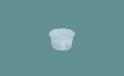 Vaso Souffle Biodegradable, 2 oz