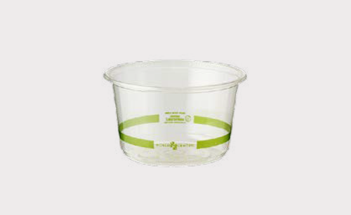Deli Cup Biodegradable 16 oz