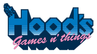 Hood's Games N' Things