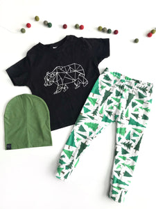 Tree leggings
