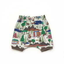 Camping adventurer harem shorts