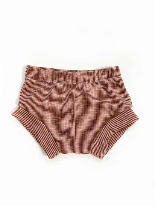 Ribbed Rose shorties