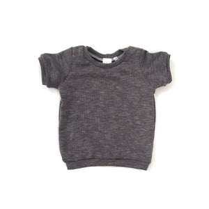 Ribbed Pepper tee