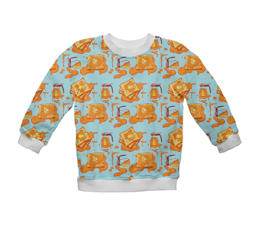 Kid's Frenchtoast Sweatshirt
