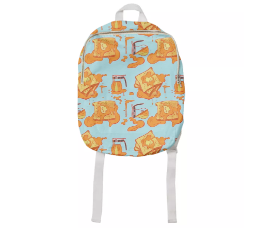 French Toast Kid's Backpack