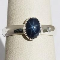 engagement ring sapphire