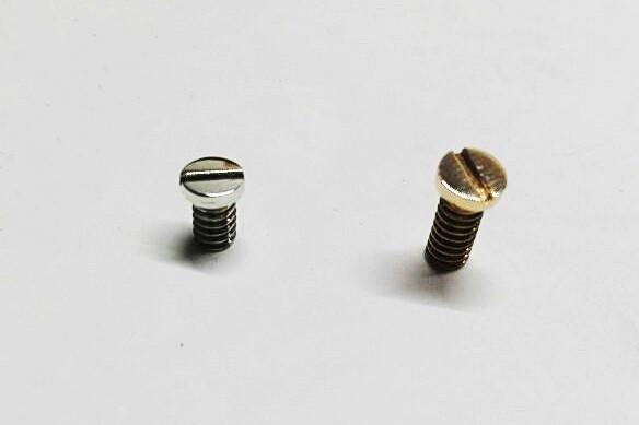 gold screw