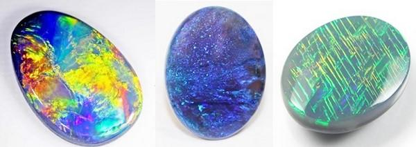 Opals from Australia