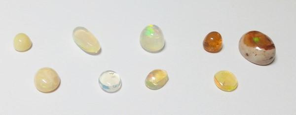 Opals in Mexico
