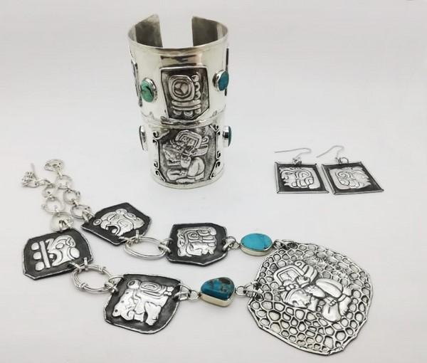 silver jewelry Mexico