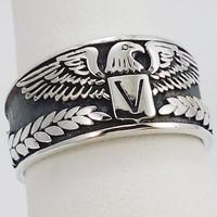 coat of arm emblem ring
